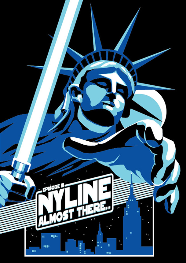 NYLine's Episode 3 News Archive